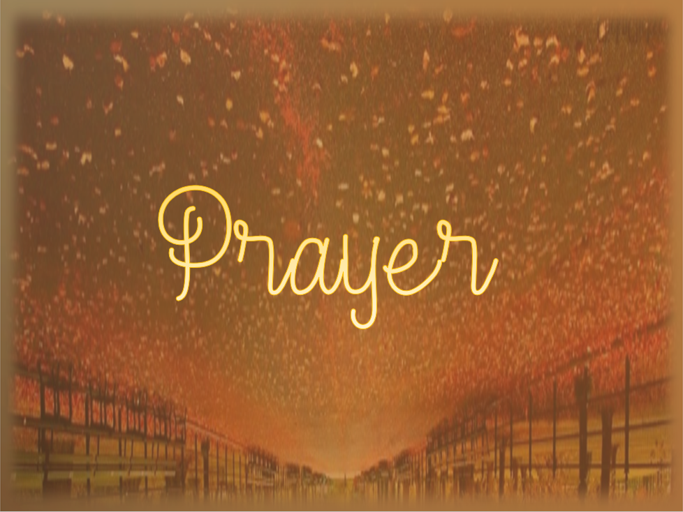 How may we pray for you?